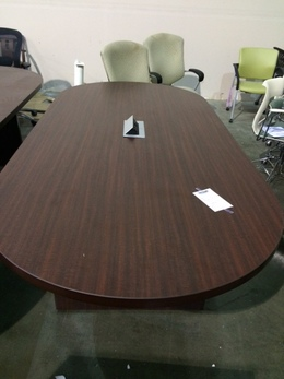 8 Ft. laminate conference table