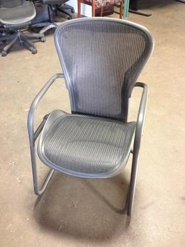 Herman Miller Aeron Side Chairs