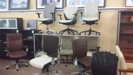 Assorted Global Showroom Chairs