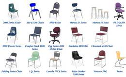 Virco Chair Parts