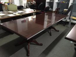 Traditional 8' Conference Table