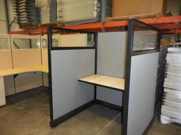 4x4 Call Center Workstations