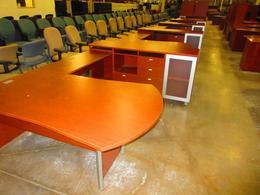 Lacasse U shape desks