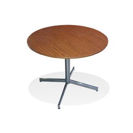 Steelcase 36 inch round Laminate Table