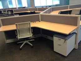 AMQ 120 Degree Workstations