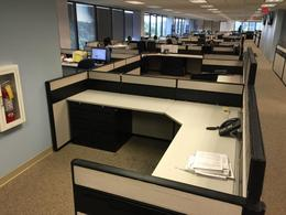 Global Boulevard Cubicles 6x8