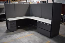 Knoll Morrison Workstation