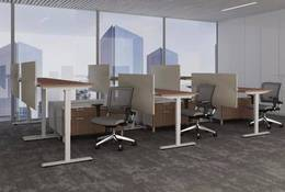 Friant Height Adjustable Table Desks