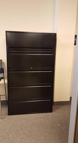 Nice Pre Owned 5 Drawer File Cabinets. Houston ... Awesome Design