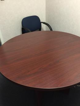 ROUND CONFERENCE TABLE by HON