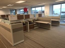 New Friant Interra Workstations