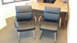 Neratoli Sled Base Guest Chairs
