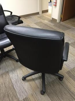 EXECUTIVE MID-BACK CHAIR by KIMBALL INTERNATL