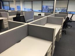 CALL CENTER/TELEMARKETERS CUBICLES/PARTITIONS