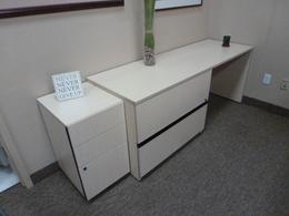 Used Office File Cabinets Steelcase Turnstone Mobile Ped