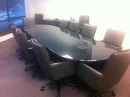 Granite Conference Table