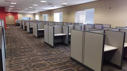 New Call Center Stations
