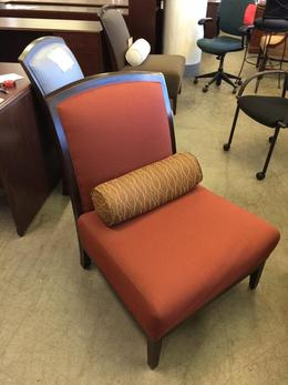COMTEMPORARY STYLE CLUB CHAIR by CABOT WRENN
