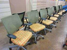 Keilhauer task chairs