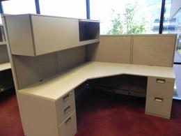 Steelcase Answer 6 x 6 Cubicles