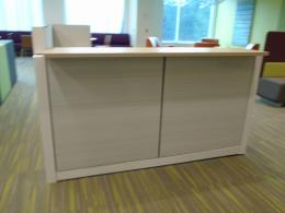 Used Allsteel Reception Unit