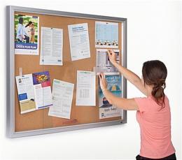 6x4 Indoor bulletin board