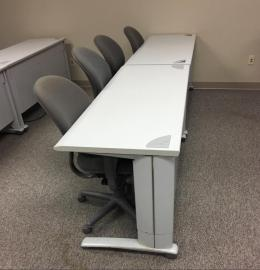 Steelcase Training Tables