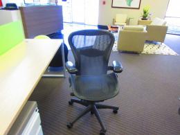 Herman Miller Aeron   size C task chairs