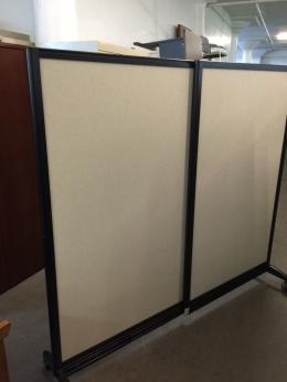EXPANDABLE MOBILE ROOM DIVIDER/PARTITION