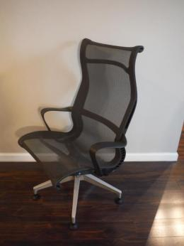 Herman Miller Setu Lounge Chairs