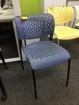 Superb Izzy Hannah Stacking Chair
