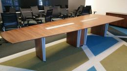 Nucraft Board Room Table Set Available, Now!