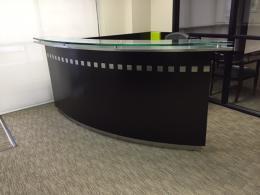 Used Artelite Reception Desk in Texas