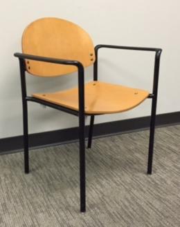 Used KI Stack Chair