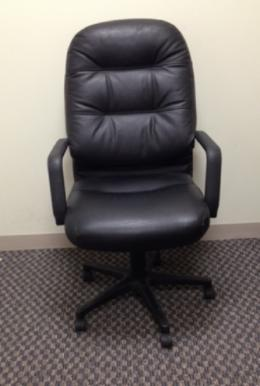Global Executive Leather Conference Chairs