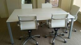 Contemporary Table Desks/Benching Stations