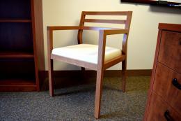 Steelcase Sawyer Wooden Guest Chair