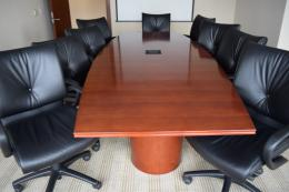 Used Paoli Office Tables Archive FurnitureFinders - 10 x 4 conference table