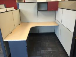 Install of Used Office Cubicles in Plano, TX