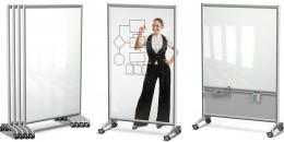 Mobile Whiteboards / Glass board  **NEW**