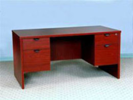 Used Del Ray Series Desk - Desk 1