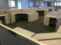 More used cubicles than anyone else Kansas