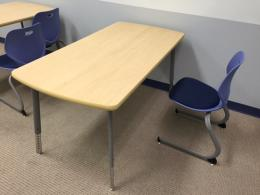Pre-Owned KI Intellect Activity Table
