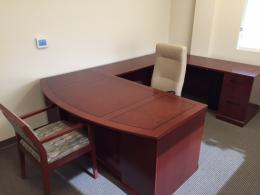 New Office Desks and Private Office Furniture