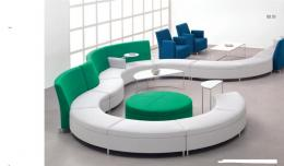 Modern Office Lounge Seating by Jofco