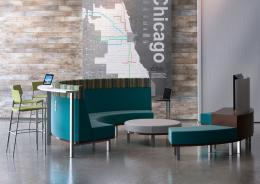 NEW Modern Office Reception & Lounge Seating