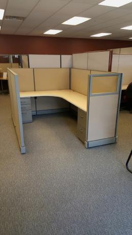 Herman Miller A02 Cubicles with glass!