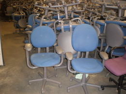Steelcase Criterion Task Chairs