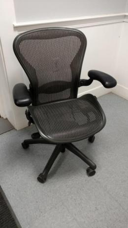 Herman Miller Aeron  (Size B - full function)