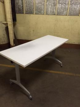 Mobile Flip Top Training Tables
